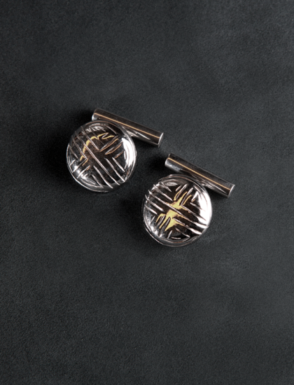 07_ChineseButton_cufflinks